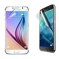 abordables Protectores de Pantalla para Samsung-Protector de pantalla para Samsung Galaxy S7 PET Protector de Pantalla Frontal Anti-Huellas