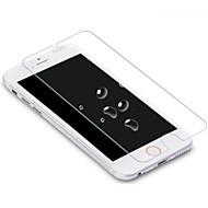 abordables Protectores de Pantalla para iPhone-Protector de pantalla para Apple iPhone 6s Plus / iPhone 6 Plus Vidrio Templado 1 pieza Protector de Pantalla Frontal A prueba de explosión / iPhone 6s / 6