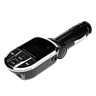 3 in 1 Auto-MP3-Player / Adapter / drahtlose FM-Transmitter mit USB-Buchse SD-Slot
