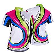 Nuckily Biciklistička majica Žene Kratki rukav Bicikl Biciklistička majica MajiceUltraviolet Resistant Moisture Permeability Build-u