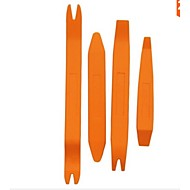 kits de herramienta auto de la puerta del panel clip de retención del ajuste iztoss 4pcs para la herramienta de instalación de la palanca