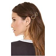 Недорогие $0.99 Модное ювелирное украшение-Жен. Элегантный стиль Заколка Сплав / Заколки / Заколки