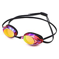 billiga -Simglasögon Unisex Anti-Dimma Silica Gel PC Vit / Svart / Blå Röd / Blå / Mörkblå / Silver