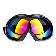 abordables Accesorios para Deportes de Invierno-obaolay para gafas de esquí unisex púrpura / amarillo anti-niebla / anti-ultravioleta / a prueba de golpes / impermeable / TPU Tamaño