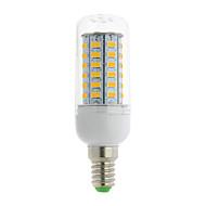 お買い得  LED コーン型電球-700 lm E14 G9 GU10 E26/E27 E26 E12 B22 LEDコーン型電球 T 56 LEDの SMD 5730 温白色 クールホワイト AC85-265V