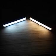 저렴한 -YouOKLight 1개 LED 밤 빛 웜 화이트 콜드 화이트 배터리 센서