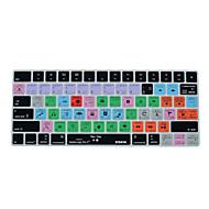 XSKN Logic Pro X 10.2  Shortcut Keyboard Cover Silicone Skin for Magic Keyboard 2015 Version, US Layout