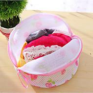 halpa Cleaning Supplies-pesu bra laukku pesula alusvaatteet alusvaatteita säästyy mesh pesurummun tuen nettomääräinen uusi satunnainen väri