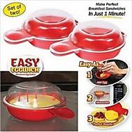 お買い得  キッチン用小物-キッチンツール プラスチック クリエイティブキッチンガジェット DIYの金型 パン用 1個