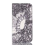 Назначение iPhone 8 iPhone 8 Plus Чехлы панели Бумажник для карт Кошелек со стендом Флип С узором Чехол Кейс для Геометрический рисунок