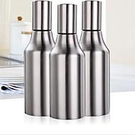 お買い得  収納&整理-500ミリリットルキッチンステンレス鋼漏れ防止油滴鍋醤油酢ボトル