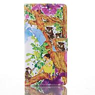 для Samsung Galaxy s8 плюс дерево кожаный бумажник для Samsung Galaxy s3 s4 s5 s6 s7 s5mini s6 край s7 плюс s7 край