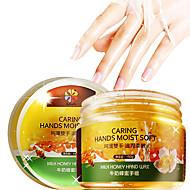 halpa -byfunme maitoa hunajaa kuorinta kosteuttava käsi vaha