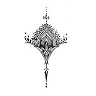 Tatuointitarrat - others - Muut - Paperi - Non Toxic / Suuri koko / Viidakko / Alaselkä / Waterproof / Metallinen / Salama - Others -