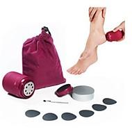 Täysi keho / Jalka Hierontalaite Sähköinen Pyörivä Stimuloi verenkiertoa. Portaaton nopeudensäädin Plastic #(1 set)