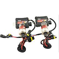 cheap HID & Halogen Lights-9006 / 9005 Car Light Bulbs 35W 2400-2800lm Headlamp
