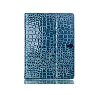 Para Funda Samsung Galaxy con Soporte / Flip Funda Cuerpo Entero Funda Diseño Geométrico Cuero Sintético Samsung Tab 4 10.1 / Tab S 10.5