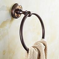 お買い得  浴室用小物-タオルリング / ゴールデン コンテンポラリー