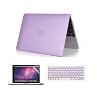 """3 az 1-ben kristálytiszta puha tapintású tok billentyűzet fedél és képernyővédő fólia MacBook Pro 13 """"/ 15"""" """"a retina"""