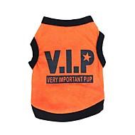 お買い得  -ネコ 犬 Tシャツ 犬用ウェア 花/植物 ブラック オレンジ イエロー コットン コスチューム ペット用 男性用 女性用 ファッション
