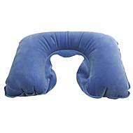 ziqiao inflación aire suave almohada de cuello estilo u inflable para acampar conducción de automóviles