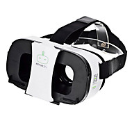 Fiit vr 2s virtual reality 3d video helm bril - wit + zwart