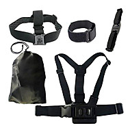 Chest Harness Front Mounting Case/Bags Straps Wrist Strap Mount / Holder For Action Camera All Gopro Gopro 5 Xiaomi Camera TOSHIBA