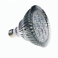 10W LED-kasvivalo / lm Punainen / Sininen Teho-LED Koristeltu AC 85-265 / AC 220-240 / AC 100-240 / AC 110-130 V 1 kpl