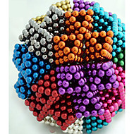 cheap Toys & Hobbies-Magnet Toys 216 Pieces 5 MM Magnet Toys Building Blocks Magnetic Balls Executive Toys Puzzle Cube For Gift