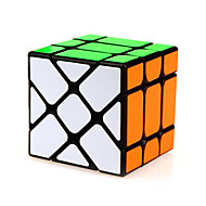 루빅스 큐브 YongJun 부드러운 속도 큐브 3*3*3 에일리언 속도 전문가 수준 매직 큐브 광장 새해 크리스마스 어린이날 선물