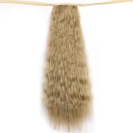 저렴한 -아마 길이 50cm 가발 말꼬리 볼륨 옥수수 뜨거운 말 꼬리 (색상 16)