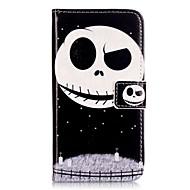 Для Кейс для  Samsung Galaxy Кошелек / Бумажник для карт / со стендом / Флип Кейс для Чехол Кейс для Мультяшная тематика Мягкий