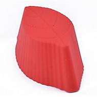 お買い得  キッチン用小物-ベークツール シリコーン エコ 高品質 3D チョコレート パイ ケーキ パン ベーキングモールド