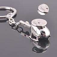 Gepersonaliseerde Gift Keychain-Zinc Alloy-Modern / Creatief