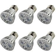 お買い得  LED スポットライト-250 lm E26/E27 LEDスポットライト A50 3 LEDの ハイパワーLED 装飾用 温白色 AC 110〜130V AC 100-240V AC 220-240V AC85-265V