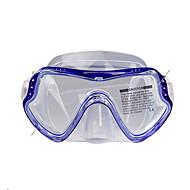 abordables Deportes Acuáticos-Set de esnórquel Buceo Máscaras Gafas de buceo Punta seca Buceo y Submarinismo Silicona-SBART