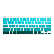 Colorful Silicone Keyboard Cover Skin for MacBook Air 11.6/13.3, MacBook Pro 13.3/15.4,US version