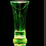 1pc kleurrijke creatief pub ktv led lamp 's nachts licht geleid drinkware