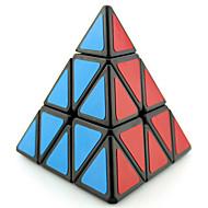 voordelige Speelgoed & Hobby's-Rubiks kubus YongJun Pyramid 3*3*3 Soepele snelheid kubus Magische kubussen Puzzelkubus professioneel niveau Snelheid Toren Nieuwjaar