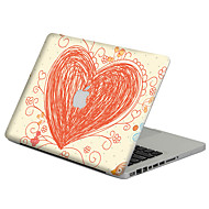 1개 스크래치 방지 투명 플라스틱 바디 스티커 패턴 용MacBook Pro 15'' with Retina / MacBook Pro 15'' / MacBook Pro 13'' with Retina / MacBook Pro 13'' / MacBook
