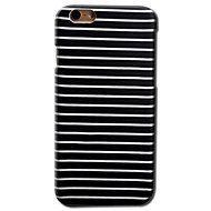 Назначение iPhone 8 iPhone 8 Plus iPhone 6 iPhone 6 Plus Чехлы панели С узором Задняя крышка Кейс для Полосы / волосы Твердый PC для Apple