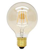 G125 4W E27 360LM 2700K 360 Degree LED Filament Light LED Edison Bulb(220-240V)