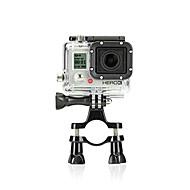 billige Sportskameraer og GoPro-tilbehør-Opsætning Til Action Kamera Alle Gopro 5 Cykel Rustfrit Stål
