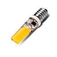 お買い得  LED コーン型電球-550-600 lm E14 LEDコーン型電球 T 2*COB LEDの COB 装飾用 温白色 AC 220-240V