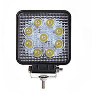 Недорогие Внешние огни для авто-Автомобиль Лампы 24 W 9 Светодиодная лампа Внешние осветительные приборы