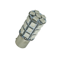 Недорогие Сигнальные огни для авто-SO.K 1156 Лампы 3W W 200lm lm Светодиодная лампа Фары дневного света ForУниверсальный Все модели Все года