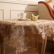 zakontraktowane moda koronki obrusy pokrycie ręcznik herbata tabela vantage stylu rustykalnym