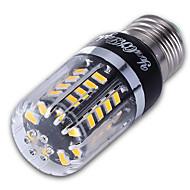 お買い得  -YouOKLight 1個 300 lm E14 / E12 / E26 / E27 LEDコーン型電球 T 40 LEDビーズ SMD 5736 装飾用 温白色 / クールホワイト 220-240 V / 110-130 V / 85-265 V / 1個