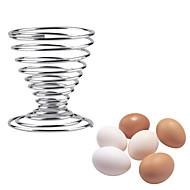 お買い得  キッチン用小物-キッチンツール ステンレス鋼 クリエイティブキッチンガジェット ブラケット 卵のための 1個