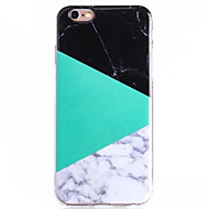 Fekete tok Other Márvány TPU Mekano Tok Apple iPhone 6s Plus/6 Plus / iPhone 6s/6 / iPhone SE/5s/5